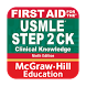 First Aid USMLE Step 2 CK 9/E by Usatine Media LLC