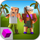 Cube Island Online Survival 3D by World of Cubes