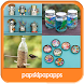 Recycling Projects Ideas by Papskipap Apps