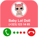 Call From Baby Lol Doll Surprise - Surprise Eggs by Call Apps Studio