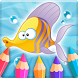 My Colorful Diary : Fish Coloring