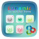 Dynamic GO Launcher Theme by Freedom Design