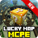 Lucky Block MAP PvP MCPE by Go Play Studio