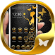 Luxury Gold butterfly Theme by Best Custom Theme