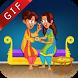 Rakhi : Raksha Bandhan GIF Wishes 2017 by God Lover Apps