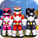 Super Power Rangers Mod by Rodeo Star Studio