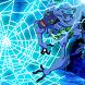 Ben Hero Fight 10x Power of Spider Monkey Alien by 10 Be Nalien Team