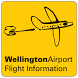 Wellington Airport Flight Info by Inov8 Ltd