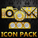 ICON PACK GOLD DIAMONDS THEME