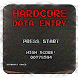 Arcade Data Entry by OddNames Game