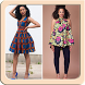 Ankara Fashion Outfit Ideas by SarimanApps