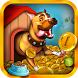 Dog Dozer Coin Arcade Game by Appinfinity