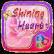 Shining Heart GOLauncherTheme by Freedom Design