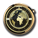 Executive Gold Earth Watchface by osthoro