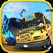 School Bus Demolition Derby by Destruction Crew