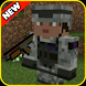 Modern Weapons MCPE Addon Mod by C22Games
