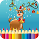 Kids Christmas Coloring by Coloring Fun Games For Adults and Kids