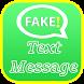 Fake WHATSAPP Conversations by Dev-Droid