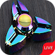 Fidget Spinner Live Wallpaper by Marvella Media