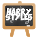 Lyrics Harry Styles Songs by GameTebak2an