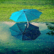 Blue Umbrella Live Wallpaper by Daksh Apps