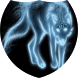 Starry wolf live wallpaper by Firamo