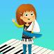 Les aventures de Margo Piano by Chapoleon