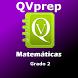QVprep Matemáticas Grado 2 by PJP Consulting LLC