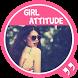 girls attitude status by Shayari & Status