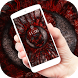 Blood skull cool theme by Free new hot colorful themes