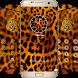 Wild golden leopard theme by lovethemeteam