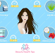 Beauty & Health Tips by xml/swf