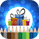 Happy New Year Coloring Book by DellZee