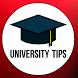 University Study Tips by Alex Dabek