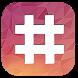 Hashtags - The best tags by Dmitriy Grishanin
