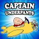 Super Captain Fun Underpants by G1zer Apps Studios