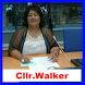 Cllr. Walker by C & R Live Connect 001