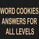 Word Cookies answers All Level by Made4Dev