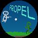 Propel! by Marvin Cruz