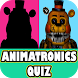 Animatronics Shadow Quiz by fnafwlp
