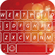 Emoji Keyboard - Christmas Red by WaterwaveCenter