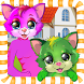 NewBorn Pet Care:Newborn Kitty by Princess Pet & Kids games