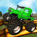 Monster truck driving by SunByte Gamers Studio