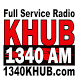 1340 AM KHUB-Live Stream