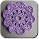 Crochet Flower Pattern by Lirije