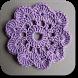 Crochet Flower Pattern by Lirije