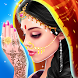 Indian Doll Bride Wedding Girl Makeup And Dressup by DreamTown Game