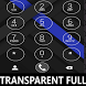 THEME TRANSPARENT FOR EXDIALER by Tak Team Studio