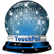 Rain drops TouchPal Theme by Keyboard Emoji Themes