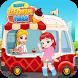 Free - Ruby Ice Cream Rainbow Truck
